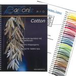 Color Card Balkonie Cotton