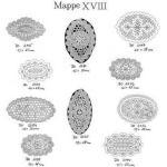 Ostmark Klöppelschätze Mappe 18