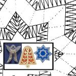 Pattern Christmas Motives