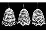 Klöppelbrief 3 3D-Glocken