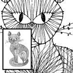 Pattern Cat 1