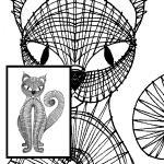 Pattern Cat 2