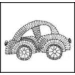 Klöppelbrief Auto