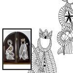 Pattern Shepherd & 1 King