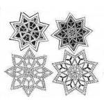 Pattern Star (Size 4)