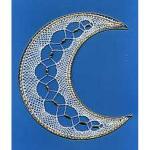 Klöppelbrief großer Mond