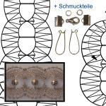 """Pattern jewellery set """"Konvex"""""""