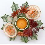 Pattern Spice Wreath