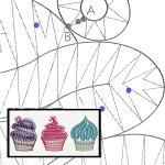 Pattern Cupcakes