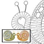 "Pattern Slug ""Moni + Gustav"""