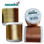 25-40 m  Fb 2522  gold Madeira Metallic No