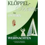 Klöppel-Motive für Ostern und Weihnachten