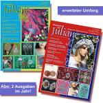 """ABO """"Klöppeln mit Juliane"""" - Versand weltweit"""