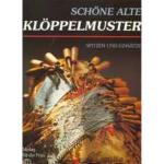 Schoene alte Kloeppelmuster - SOLD OUT