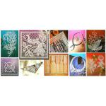 Dekorative Kloeppelbilder - SOLD OUT