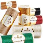DMC Diamant - Metalleffektgarn