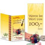 Gift-Voucher 100 Euro