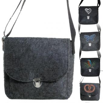felt - flashover bag