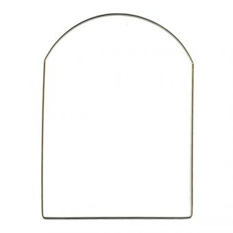 Metal Frame Archway