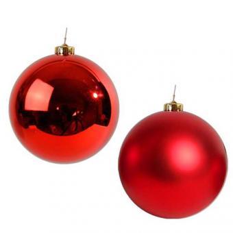 tree balls plastic 8cm