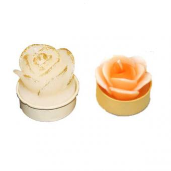 Teelichte Rose