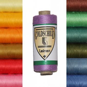 Goldschild Linen Yarn - Colored - NeL 50/3