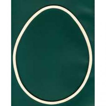 Holzrahmen Ei, groß