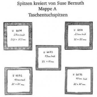 Pattern Ostmark Bobbin Treasures Folder A