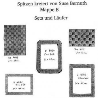Pattern Ostmark Bobbin Treasures Folder B