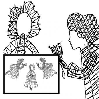 Pattern 3 Music Angels