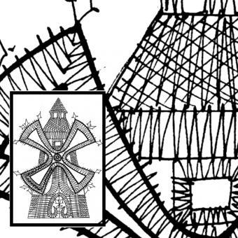 Pattern Windmill