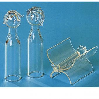 Glasfiguren zur Krippe von MORAVIA