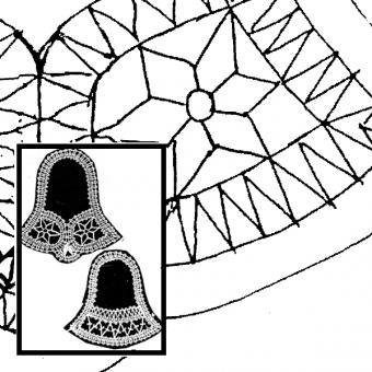 Klöppelbrief Glocken (Gr. 1 & 2)