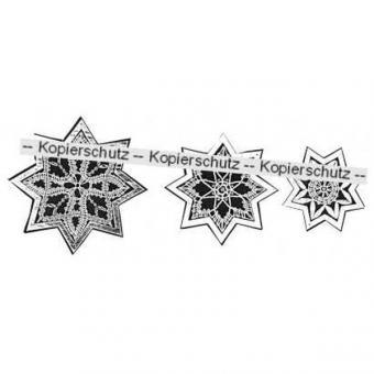 Pattern Star (Size 1, 2 & 3)