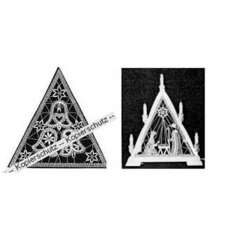 Brief 3 Glocken A für Lichtdreieck