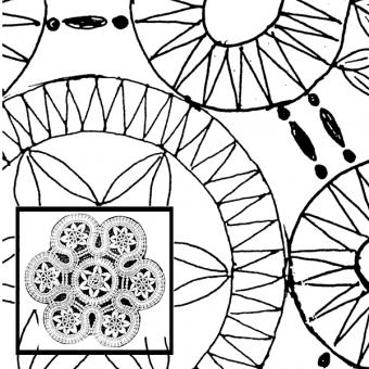 Pattern Flower Sample