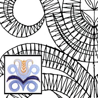 Pattern Jewelry Elements 2
