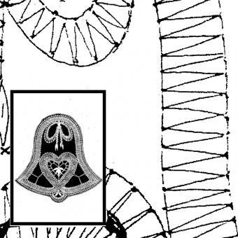 Pattern Bell (Size 5)