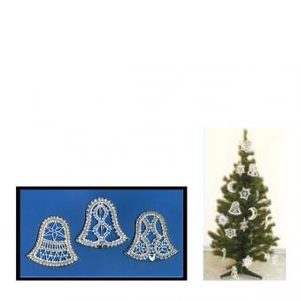 Pattern 3 Little Bells (Size 1)