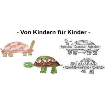 Pattern 2 Turtles
