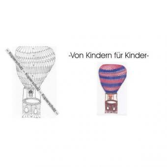Klöppelbrief Ballon