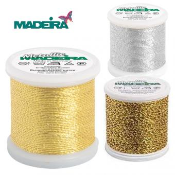 MADEIRA Metalised Effect-Yarn No. 25