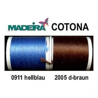 MADEIRA cotton yarn Cotona - No. 4