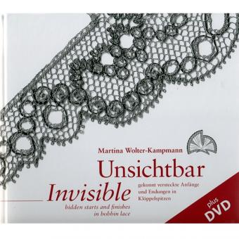 Unsichtbar - book with DVD