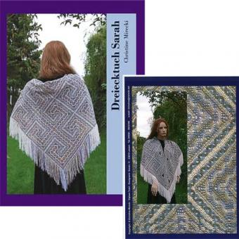 Pattern Triangular Bandage Sarah