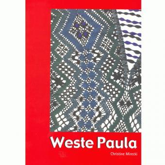 Klöppelbrief Weste Paula