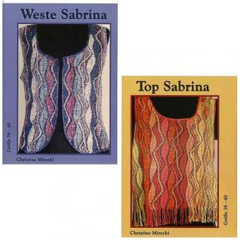 Klöppelbriefe Weste & Top Sabrina