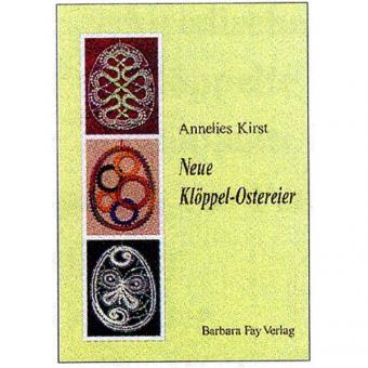Neue Klöppel-Ostereier