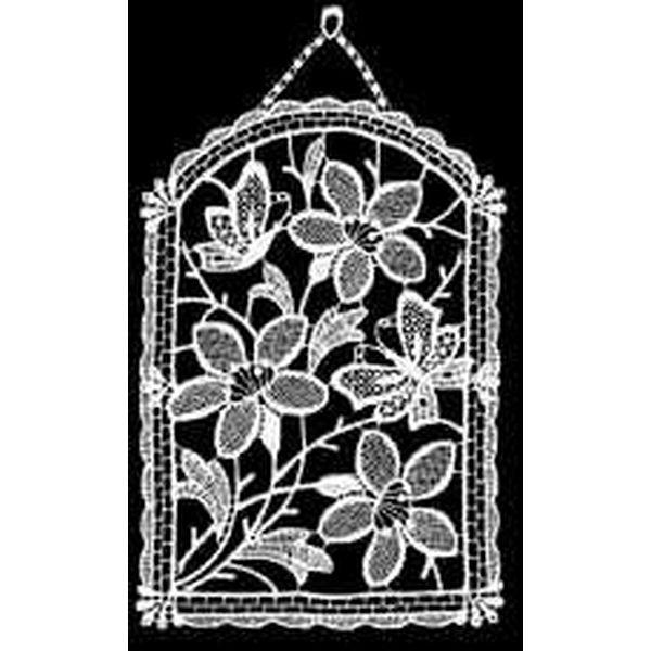 Fensterbild - Blumen