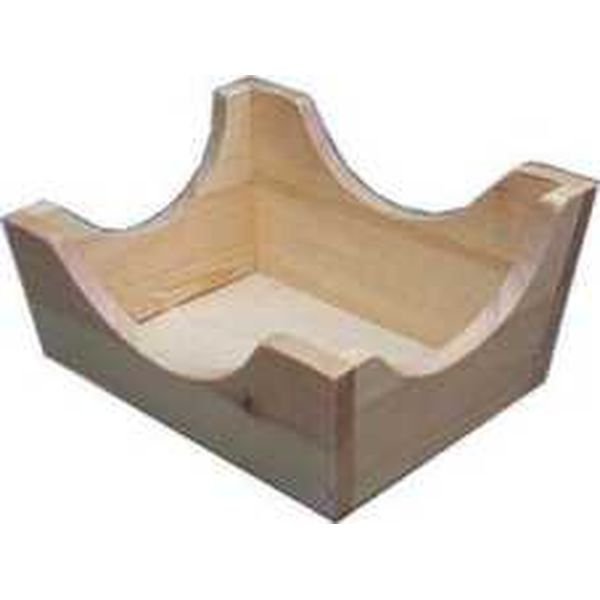 Wooden Table Stand for Roller Pillow